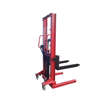 manual stacker pallet truck 1