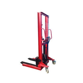 manual stacker pallet truck