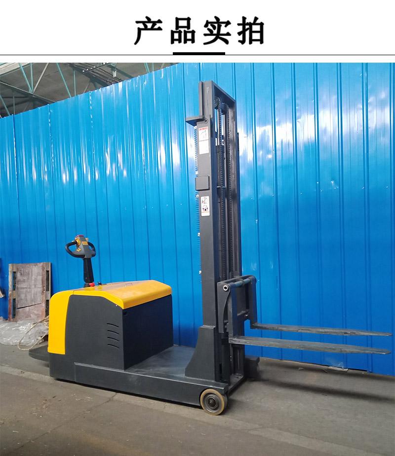 重型全电动堆高车2