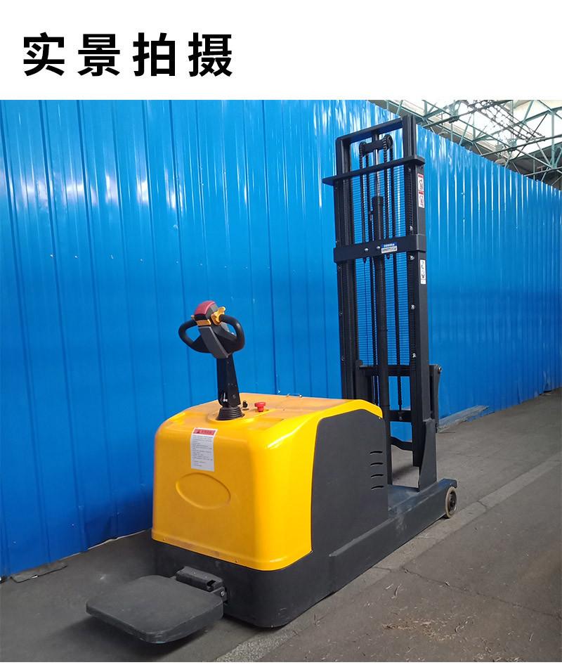 电动平衡重式堆高车2