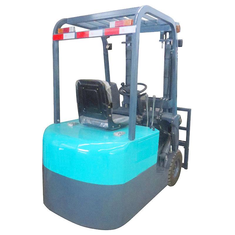 1吨电动叉车销售聊聊与新叉车的磨合期如何度过
