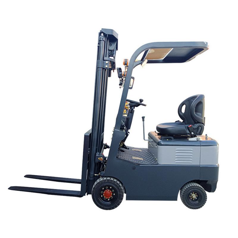 为什么越来越多客户选择仓储叉车厂家的电动叉车