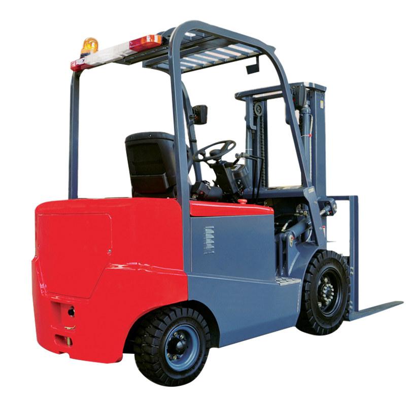 全电动叉车生产厂家:电动叉车的工作原理