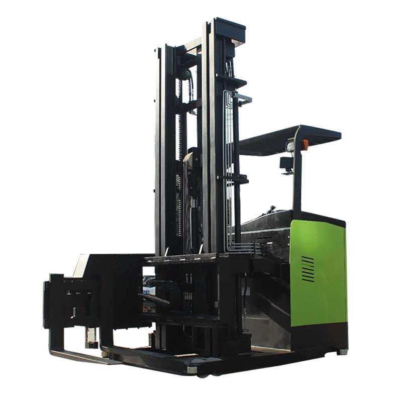 仓储叉车厂家安装电动叉车部件的原则和步骤