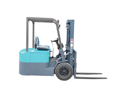 1吨三支点平衡重电动叉车