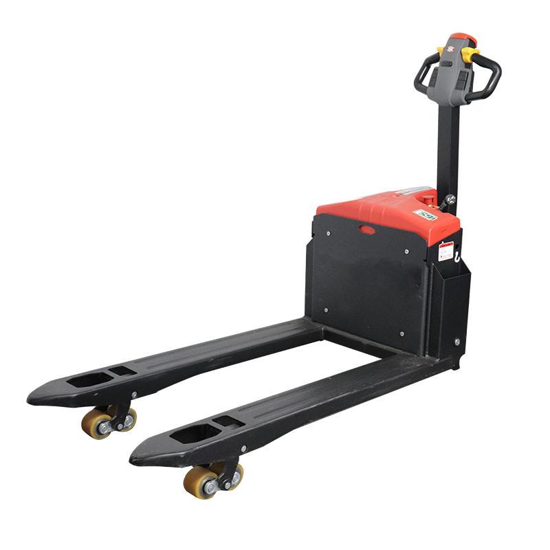 步行全电动搬运车为什么会大量运用于仓库