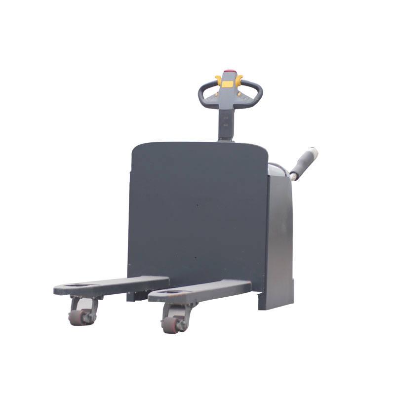 电动物料搬运车液压传动系统的工作过程