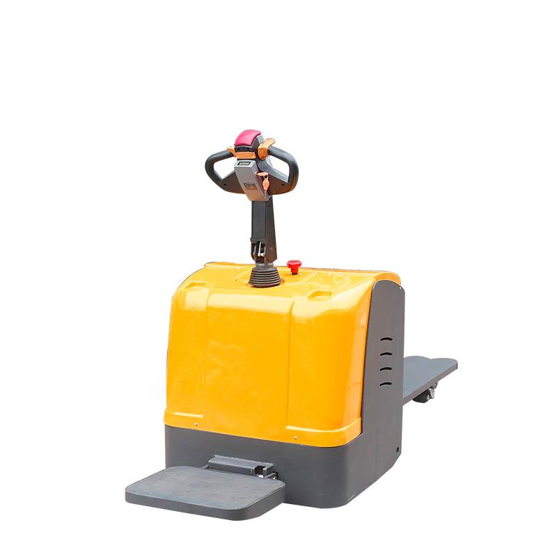 现场诊断仓库电动搬运车液压传动系统的故障判断
