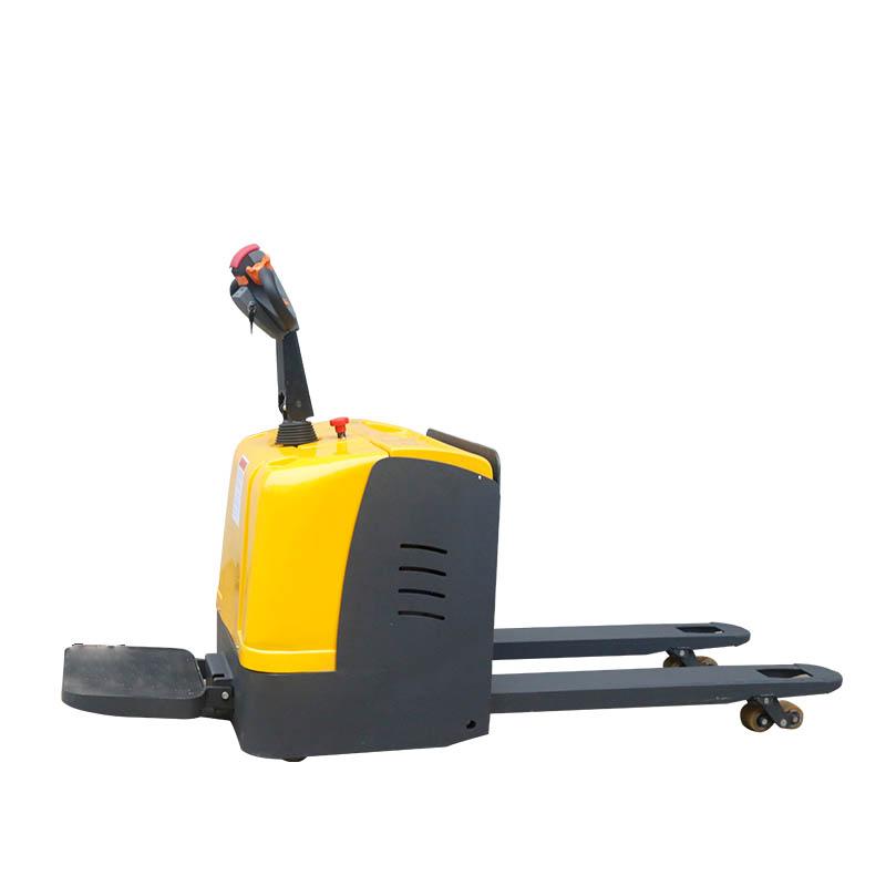 步行全电动搬运车升降液压缸和倾斜液压缸动作缓慢怎么办
