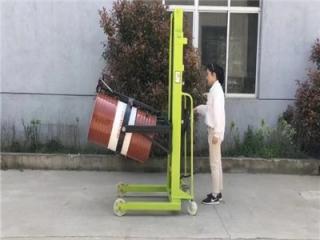 手动油桶搬运堆高车在使用中会出现哪些问题?如何快速解决?
