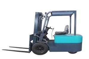 沿海城市怎样做好电动叉车的维护工作?