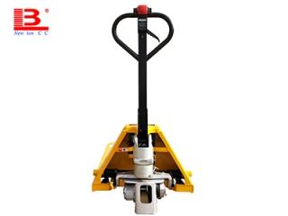 怎样处理电动液压搬运车的常见故障?