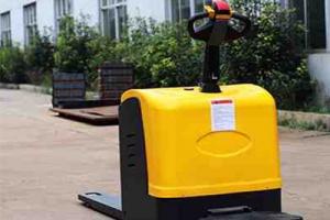 如何提高电动液压搬运车工作效率?